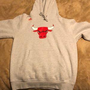 Adidas Chicago Bulls Derrick Rose Hoodie